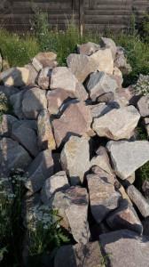 Žulové kameny